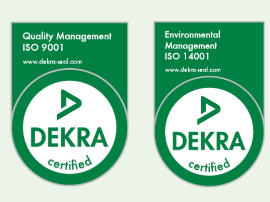 DQS ISO Quality certification GLS France commitments