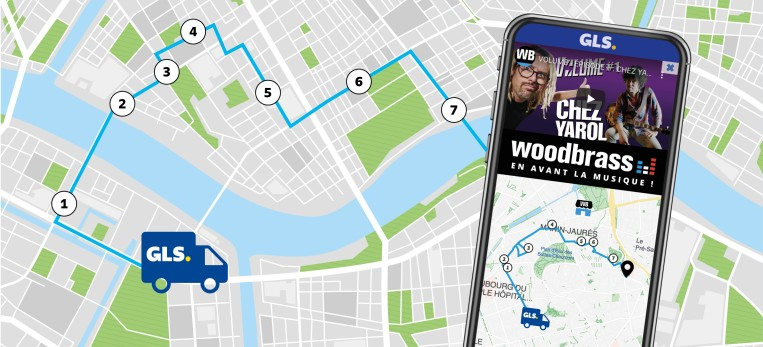 TRACK & ENGAGE solution, an intuitive and powerful mobile marketing tool